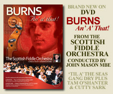 for more about the SFO's new DVD Burns An' A' That!